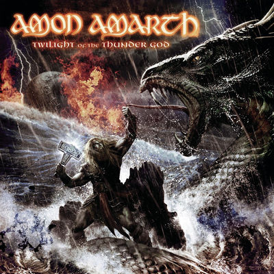 Twilight Of The Thunder God - Amon Amarth