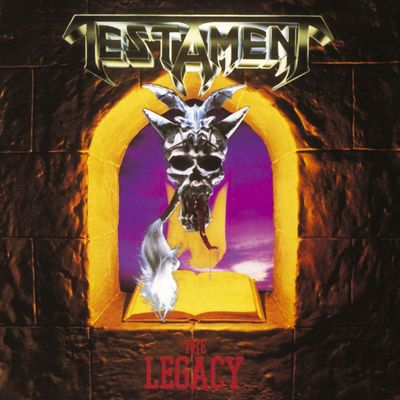 Over The Wall - Testament