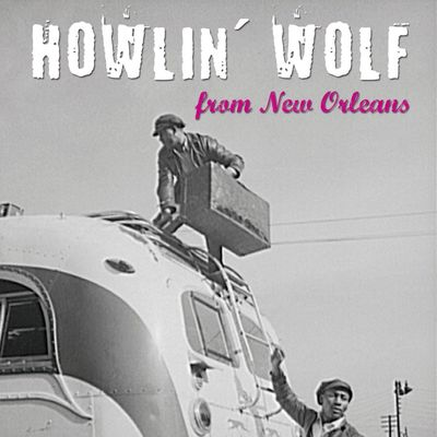 Forty Four - Howlin' Wolf