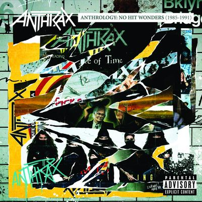 Caught In A Mosh - Anthrax