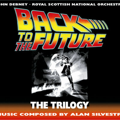 Back to the Future Part 3 - End Credits - John Debney, Alan Silvestri, Royal Scottish National Orchestra