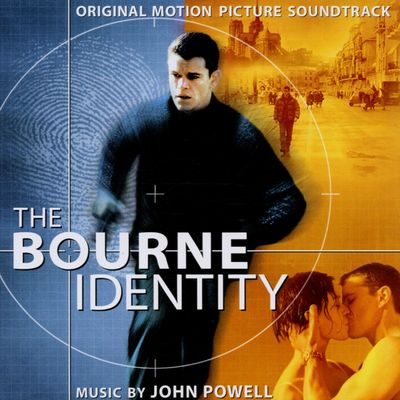 Bourne On Land - John Powell