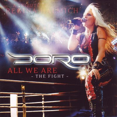 All We Are (Re-Recorded) - Doro