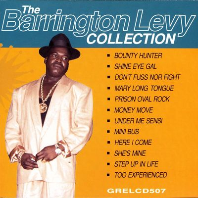 Bounty Hunter - Barrington Levy