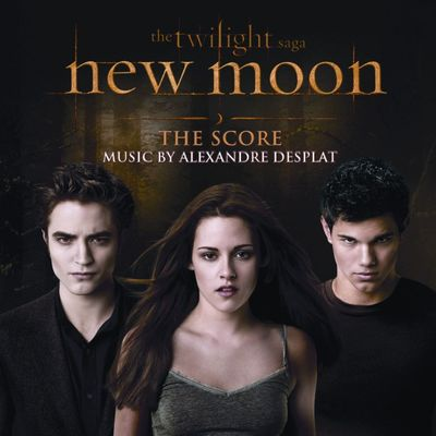 New Moon - The Twilight Saga: New Moon