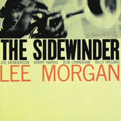 The Sidewinder (1999 - Remaster) - Lee Morgan