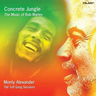 Concrete Jungle - Monty Alexander