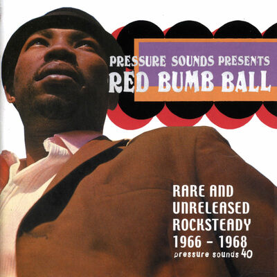Red Bumb Ball - Lloyd & Devon